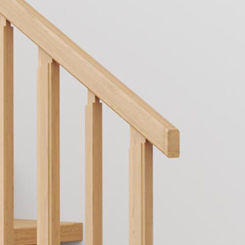ringhiere per scale by scalyssa, corrimano legno